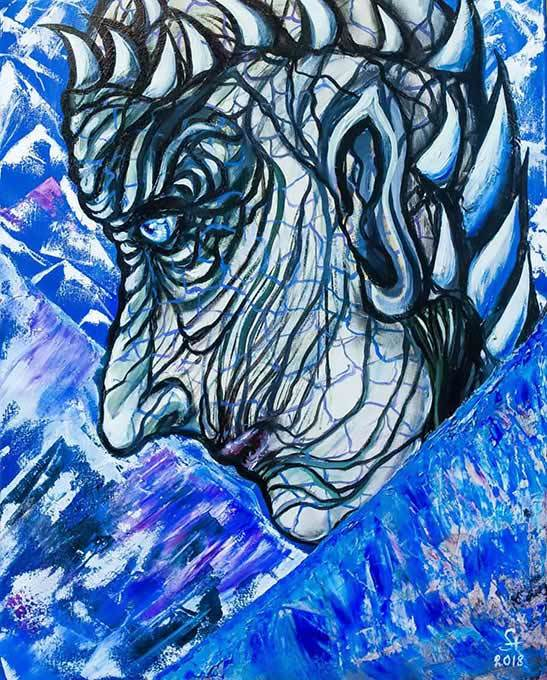 Artwork 'The Night King'
