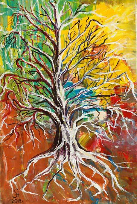 Artwork 'Decision Tree'